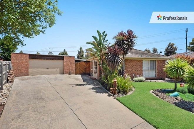 Picture of 4 Currawong Court, WERRIBEE VIC 3030