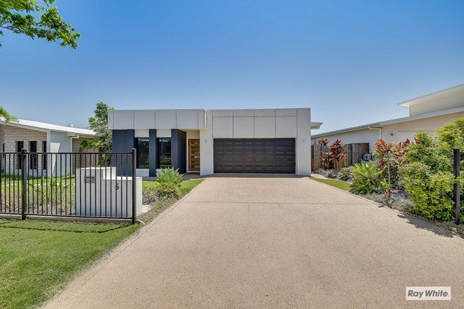 Picture of 5 Norfolk Drive, HIDDEN VALLEY QLD 4703