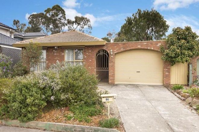 Picture of 86 Mill Park Drive, MILL PARK VIC 3082