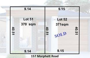 Picture of Lot 52, 157 Morphett Road, Morphettville SA 5043