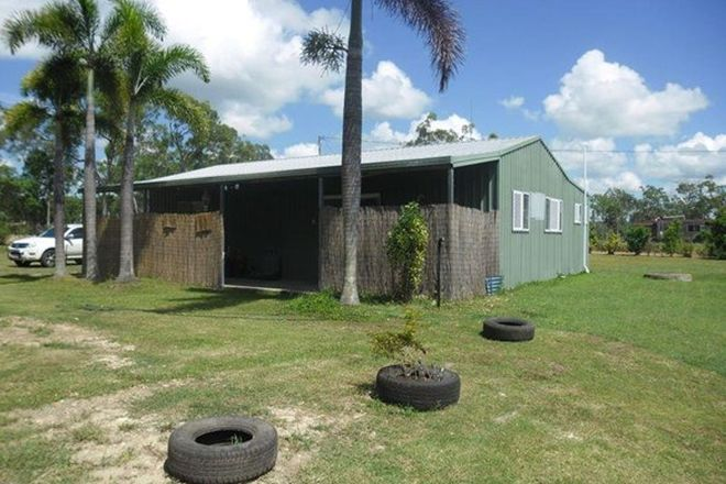 Picture of 87401 Bruce Highway, ILBILBIE QLD 4738