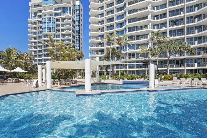 Picture of 64 'Oceana On Broadbeach' 100 Old Burleigh Road, BROADBEACH QLD 4218