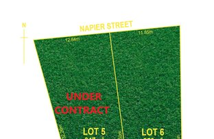 Picture of Lot  6/6 Napier Street, Renown Park SA 5008