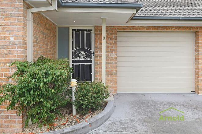 Picture of 6/52 William Street, JESMOND NSW 2299