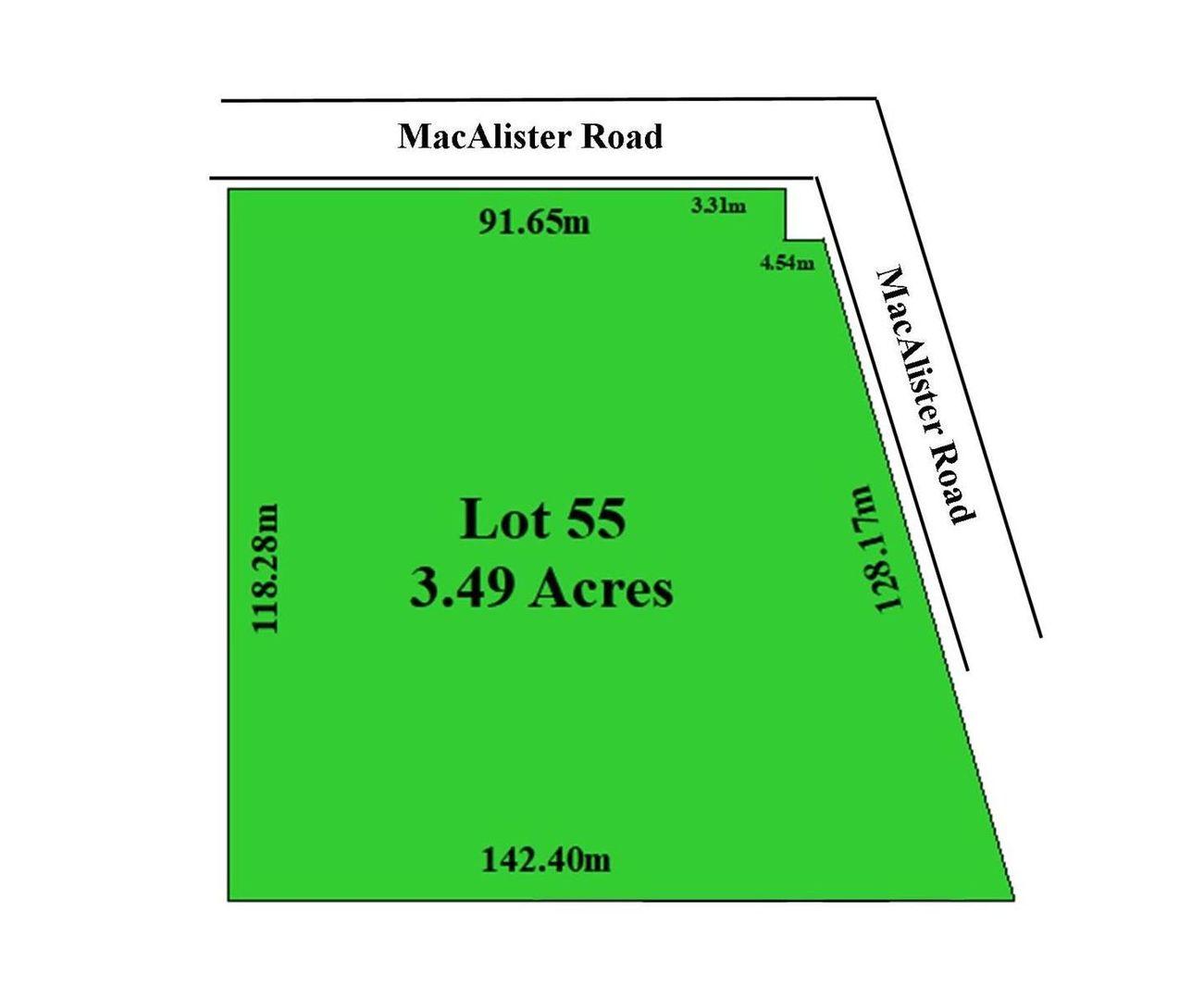 Lot 55 MacAlister Road, Kudla SA 5115, Image 0