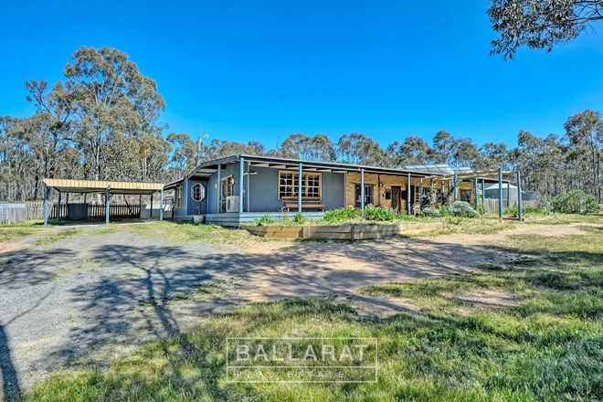 Picture of 165 Scotts Road, LILLICUR VIC 3371