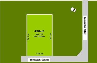 Lot 114 Carisbrook Street, Kellyville NSW 2155
