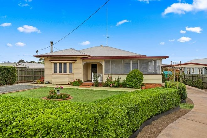 Picture of 21 Haig Street, SOUTH TOOWOOMBA QLD 4350