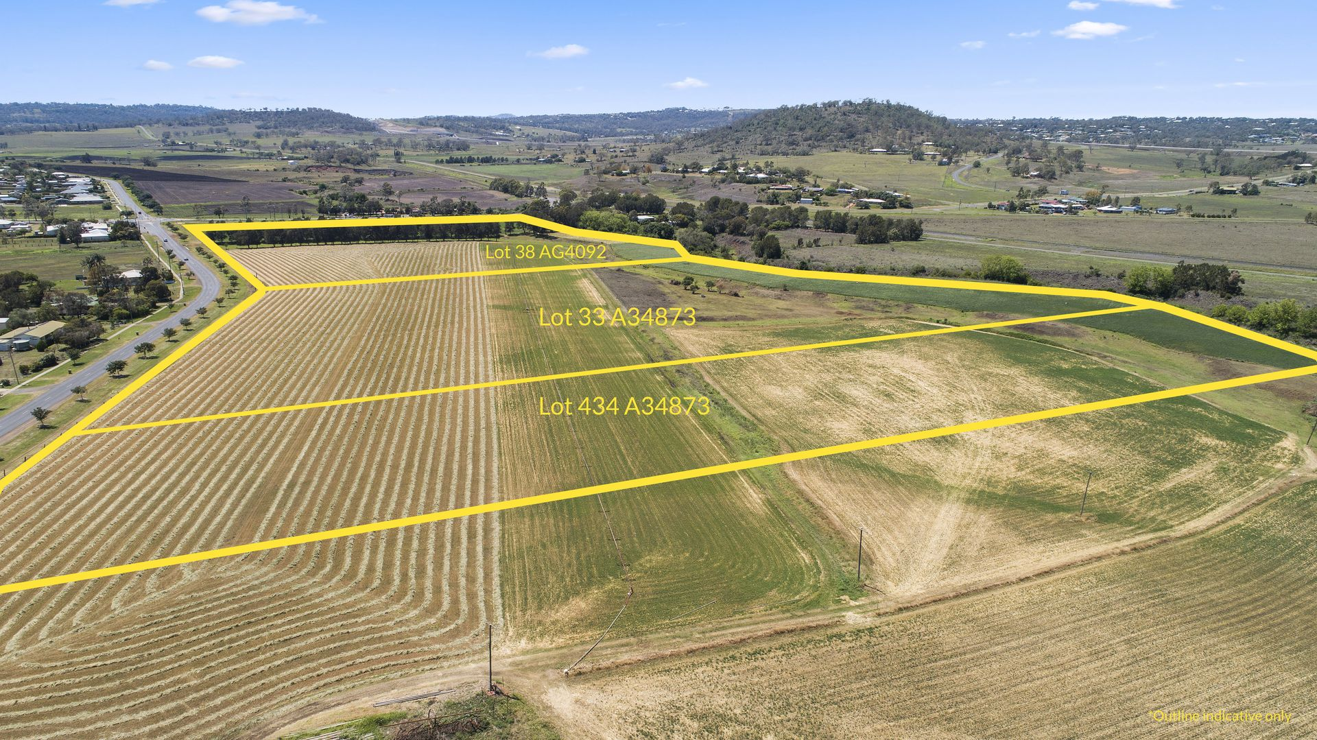 Gowrie - Lilyvale Road, Gowrie Junction QLD 4352, Image 2