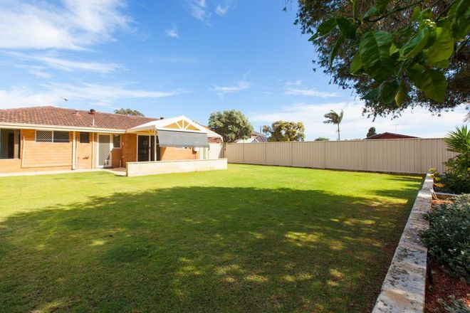 Picture of 57B Flora Terrace, WATERMANS BAY WA 6020