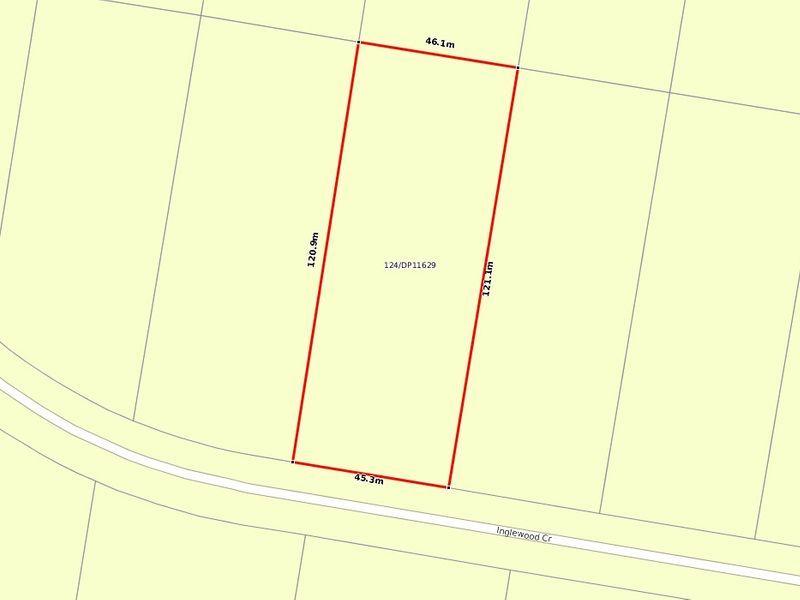 Lot 124 Inglewood Crescent, Tomerong NSW 2540, Image 1