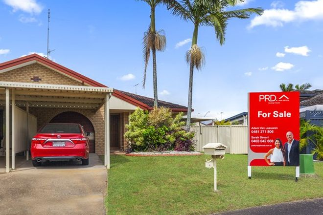 Picture of 2/16 Peacock Place, BURLEIGH WATERS QLD 4220