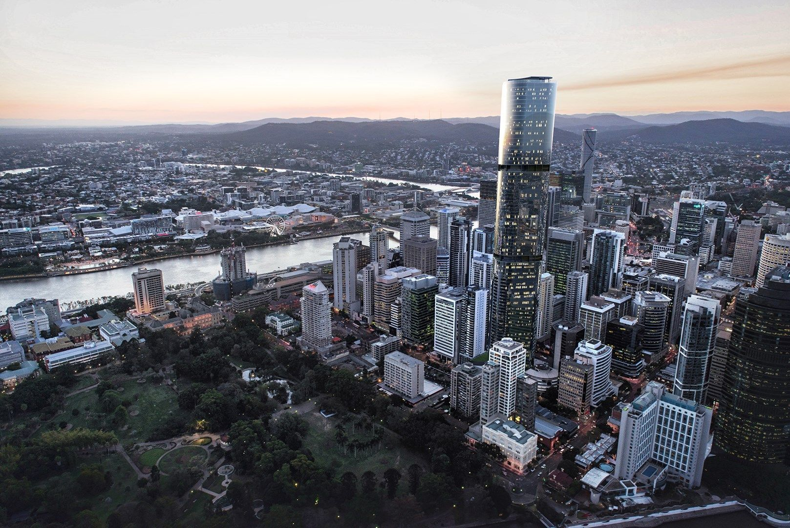 5301/222 Margaret Street, Brisbane City QLD 4000, Image 0