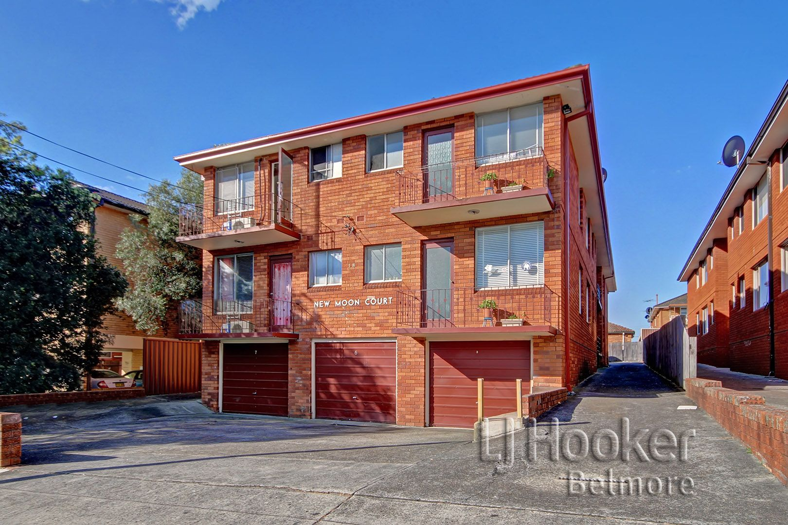 7/18 Denman Avenue, Wiley Park NSW 2195, Image 0