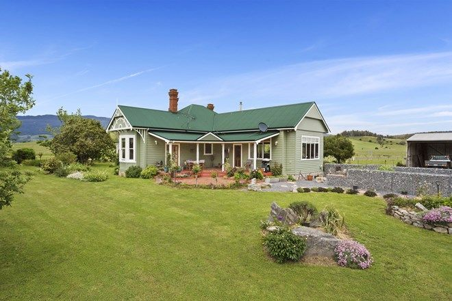 Picture of 14 Liena Road, MOLE CREEK TAS 7304