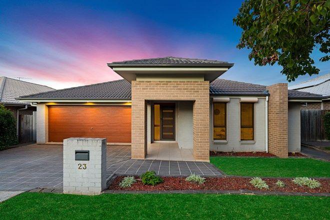 Picture of 23 Ulmara Avenue, THE PONDS NSW 2769