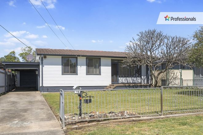 Picture of 10 Dunrossil Avenue, CASULA NSW 2170