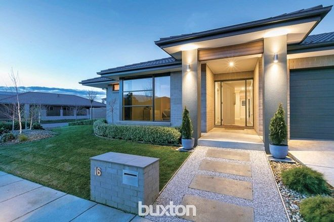 Picture of 16 Goldwood Drive, ALFREDTON VIC 3350