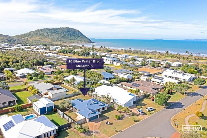 Picture of 10 Blue Water Boulevard, MULAMBIN QLD 4703