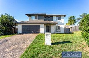 Picture of 1 McNamara Place, Redbank Plains QLD 4301