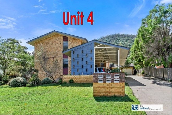 Picture of 4/6 Golf Street, TAMWORTH NSW 2340