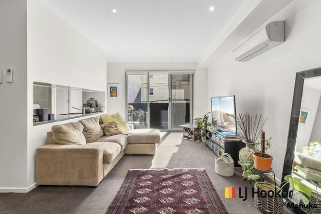 Picture of 17/14 New South Wales Crescent, FORREST ACT 2603