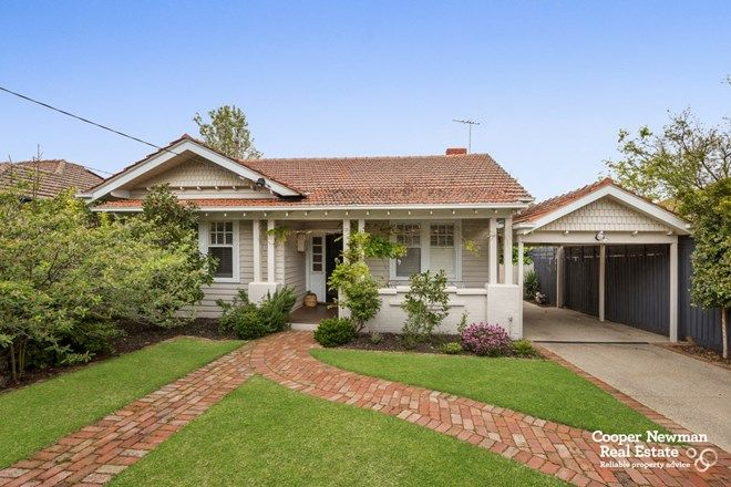 Picture of 10. Chester Street, GLEN IRIS VIC 3146
