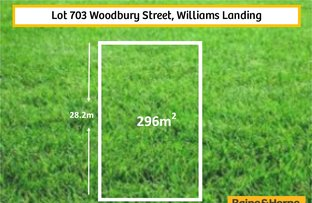 Picture of Lot 703 Woodbury Street, Williams Landing VIC 3027