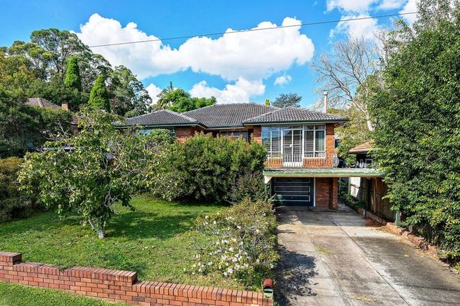 Picture of 78 Vimiera Road, EASTWOOD NSW 2122
