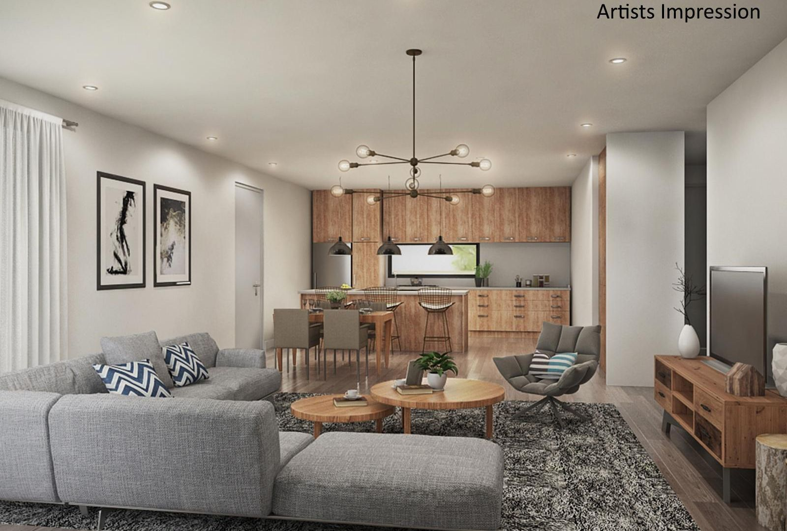 Lot 1 St Augustines Drive, Augustine Heights QLD 4300, Image 1