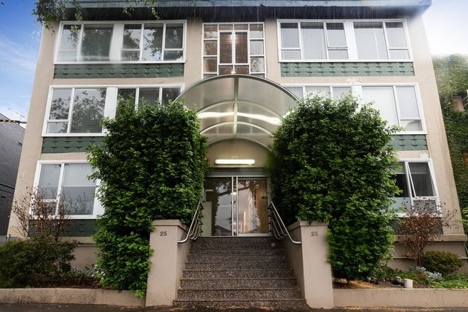 Picture of 105/25-27 Hotham Street, EAST MELBOURNE VIC 3002