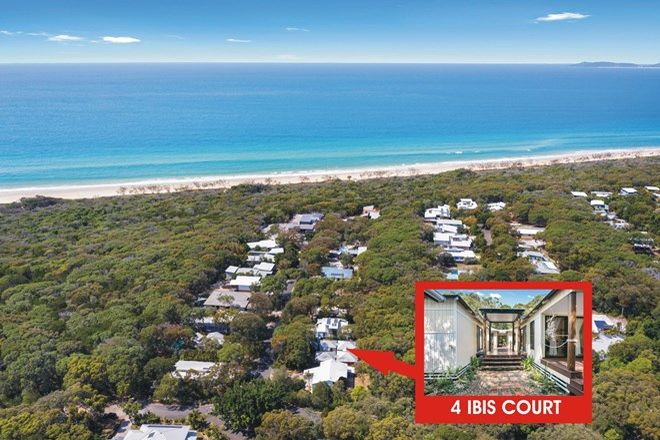 Picture of 4 Ibis Court, RAINBOW BEACH QLD 4581