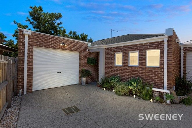 Picture of 4/14 Almond Avenue, BROOKLYN VIC 3012