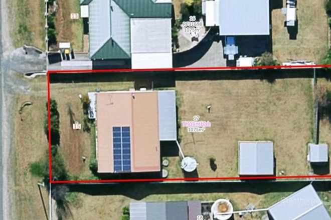 Picture of 15 Bruhn Lane, THULIMBAH QLD 4376