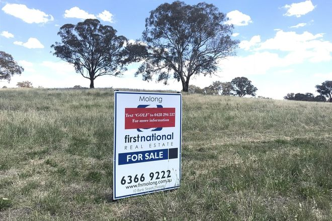 Picture of Lot 47 - 184 Euchareena Road, MOLONG NSW 2866