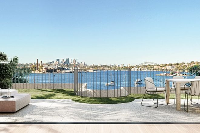 Picture of 42 ST GEORGES CRESCENT, DRUMMOYNE, NSW 2047