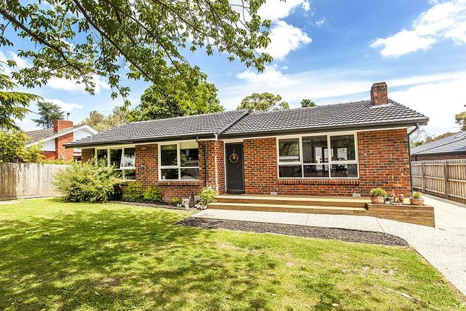 Picture of 29 Yarra Road, CROYDON VIC 3136
