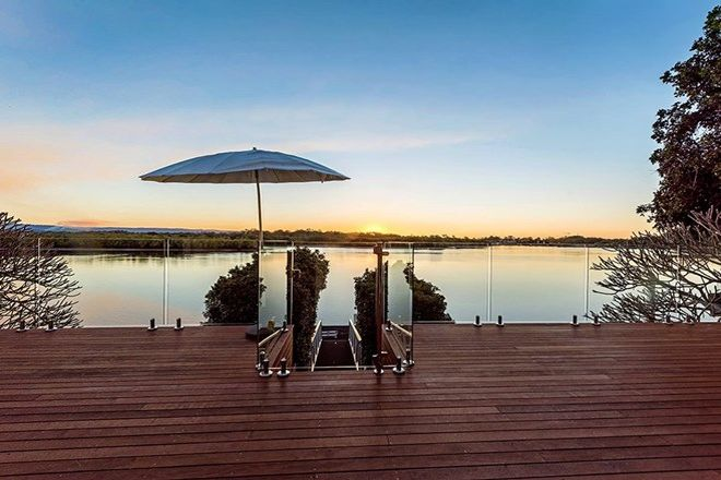 Picture of 88 Tradewinds Avenue, PARADISE POINT QLD 4216