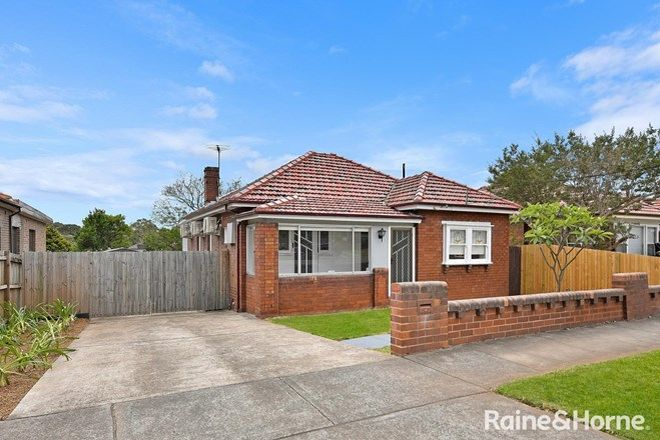 Picture of 5 Phoenix Ave, CONCORD WEST NSW 2138