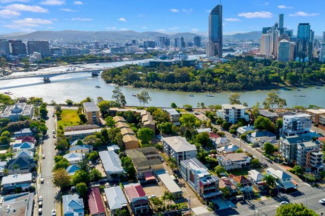 Picture of 45 Bell Street, KANGAROO POINT QLD 4169