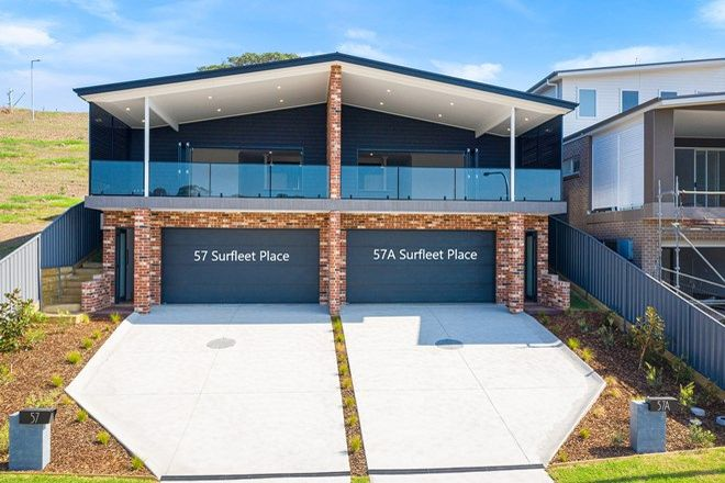 Picture of 57 & 57A Surfleet Place, KIAMA NSW 2533