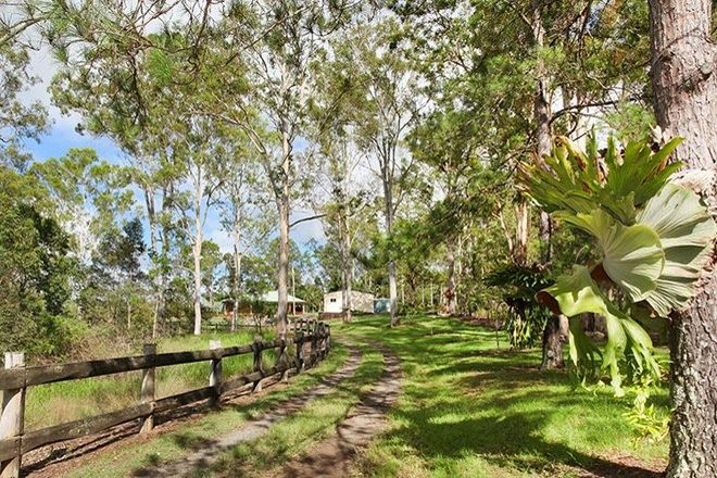 Picture of 846 Coles Creek Road, COLES CREEK QLD 4570