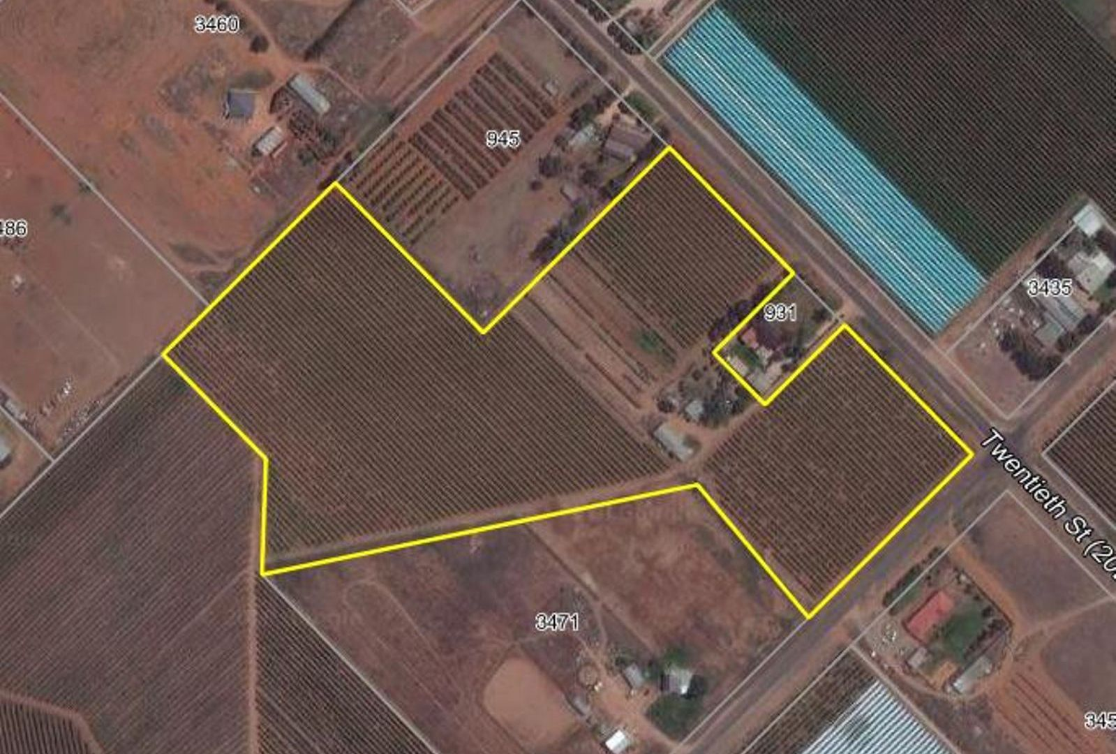 Lot 2 San Mateo Avenue, Mildura VIC 3500, Image 1