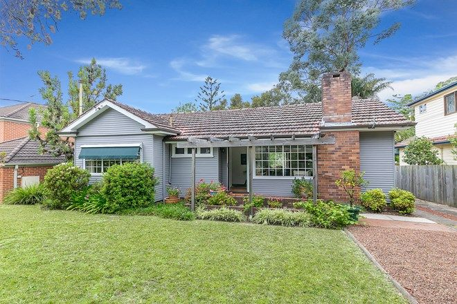 Picture of 50 Kooloona Crescent, WEST PYMBLE NSW 2073
