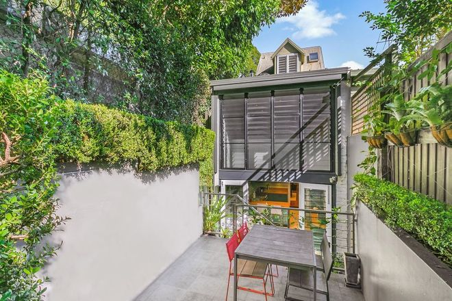 Picture of 24 Bowes Avenue, EDGECLIFF NSW 2027