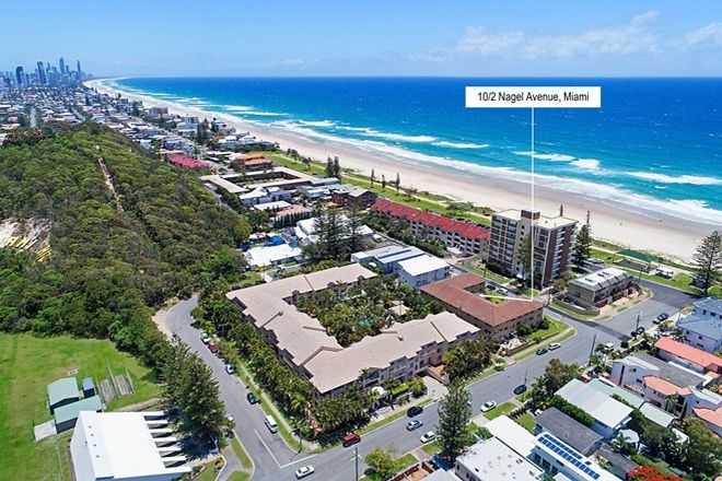 Picture of 10/2 Nagel Avenue, MIAMI QLD 4220