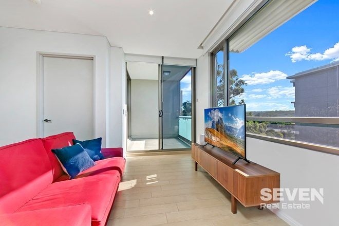 Picture of 614/5 Alma Road, MACQUARIE PARK NSW 2113