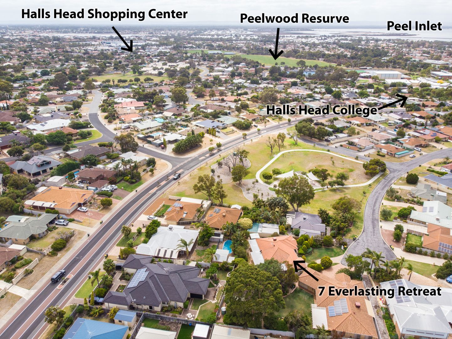 7 Everlasting Retreat Avenue, Halls Head WA 6210, Image 1