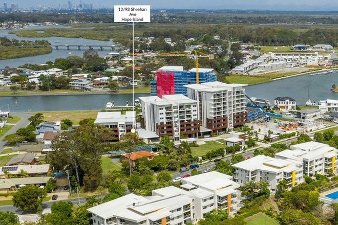 Picture of 12/93 Sheehan Avenue, HOPE ISLAND QLD 4212
