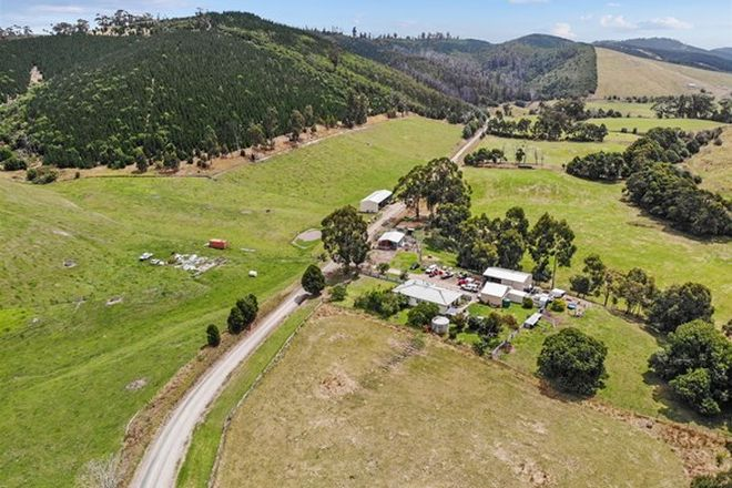 Picture of 190 Jack River Valley Road, JACK RIVER VIC 3971